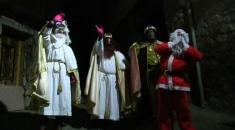 Historia de Navidad en Poza de la Sal